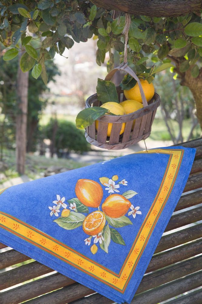 French Tablecloths - 100% cotton